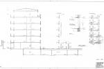 Bråddgatan 22 sektioner o murningschema