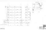 Slottsgatan 125-131 sektioner o murningschema